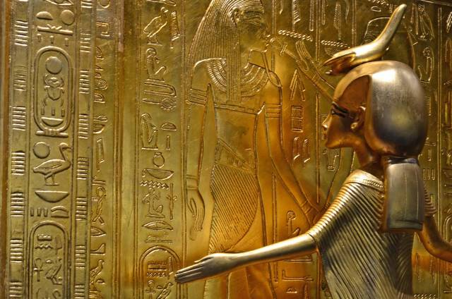 """""""Tourists across the world come to Egypt to enjoy its rich history and heritage."""""""