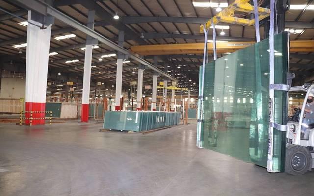 مصنع تابع للشركة السعودية للصناعات المتطورة