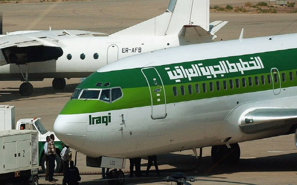 Iraq plans to develop electronic systems for airlines 1024