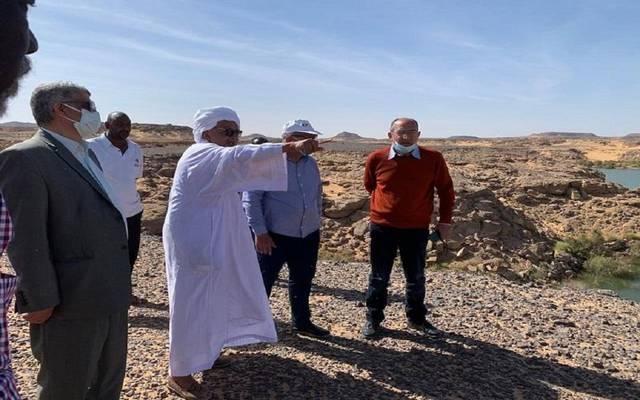 مصر والسودان تبحثان تحديد مسار ربط البلدين بالسكة الحديد