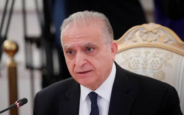 وزير الخارجية العراقي محمد على الحكيم
