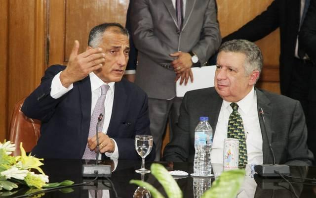 رئيس البنك العقاري المصري يستقيل من منصبه
