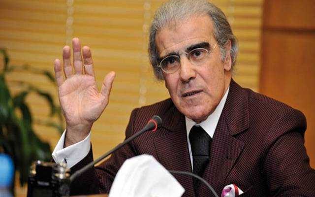 محافظ البنك المركزي المغربي عبد اللطيف الجواهري