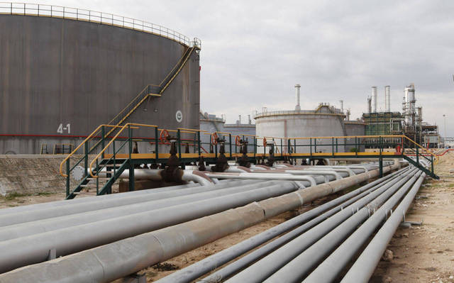 The US oil production increased to 12.200 million barrels per day