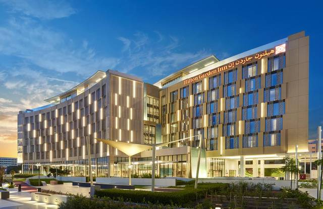 Hilton Garden Inn in Muscat, Oman