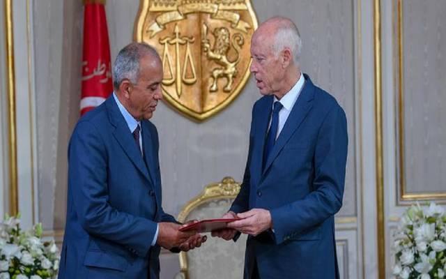 """رئيس تونس يتسلم تشكيل الحكومة الجديدة..و""""الجملي"""" يكشف أبرز ملامحها"""