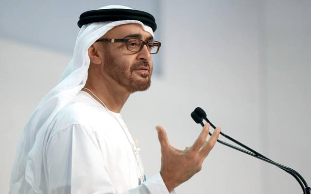 ولي عهد أبوظبي نائب القائد الأعلى للقوات المسلحة الشيخ محمد بن زايد آل نهيان- أرشيفية
