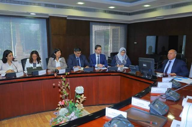 A cargo railway line from Alexandria to 6th of October will be developed