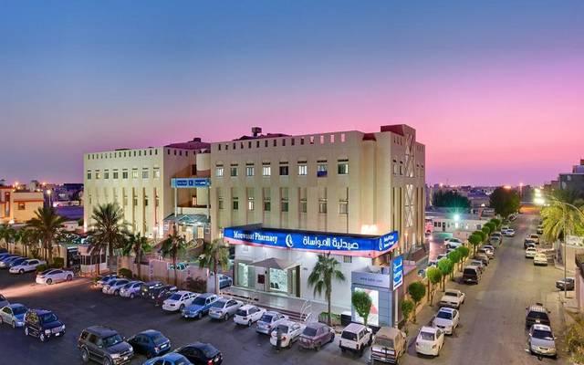 مستشفى تابع لشركة المواساة للخدمات الطبية في مدينة القطيف بالسعودية