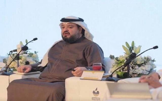 محافظ الهيئة العامة لعقارات الدولة بالسعودية إحسان بافقية خلال المؤتمر الوزاري الخامس عشر بمكة