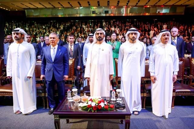 محمد بن راشد: الإمارات تفتح أبوابها للمستثمرين