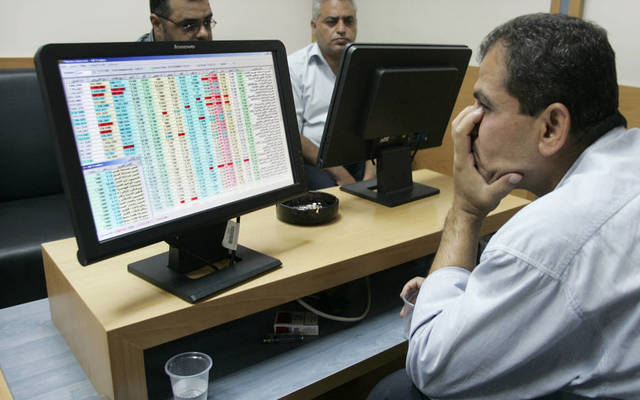 أسهم الاستثمار والخدمات تتراجع بمؤشرات فلسطين