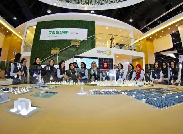 """""""ديوا الإماراتية"""" تستعرض مشاريعها بالقمة العالمية لطاقة المستقبل 2020"""