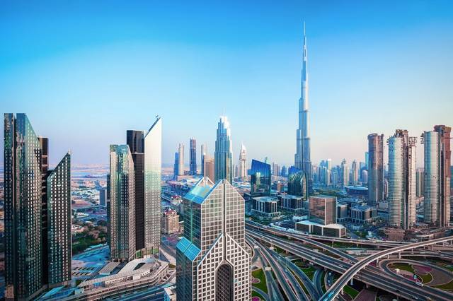 The GDP of the UAE climbed by 2.9% in 2019