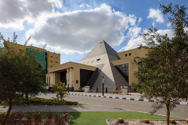 The company is building a university hospital at Nahda University