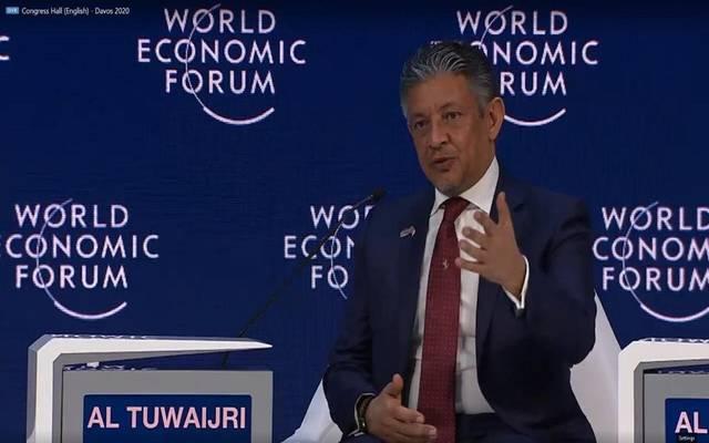 مرشح السعودية لتولي منصب مدير عام منظمة التجارة العالمية محمد بن مزيد التويجري- أرشيفية