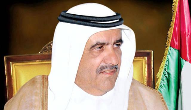نائب حاكم دبي وزير المالية الشيخ حمدان بن راشد آل مكتوم