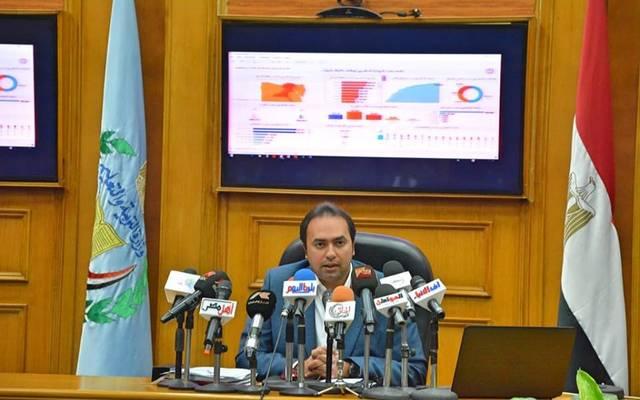 نائب وزير التربية والتعليم خلال المؤتمر