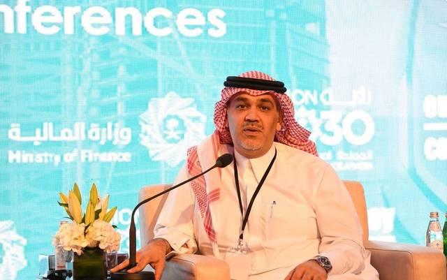 Debt Management Office (DMO) President Fahad Al Saif