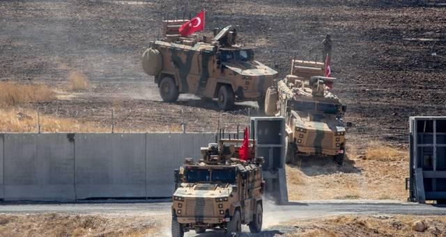 إدانات عربية للعدوان التركي على شمال سوريا