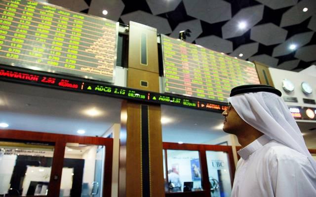صورة أرشيفية لسوق دبي