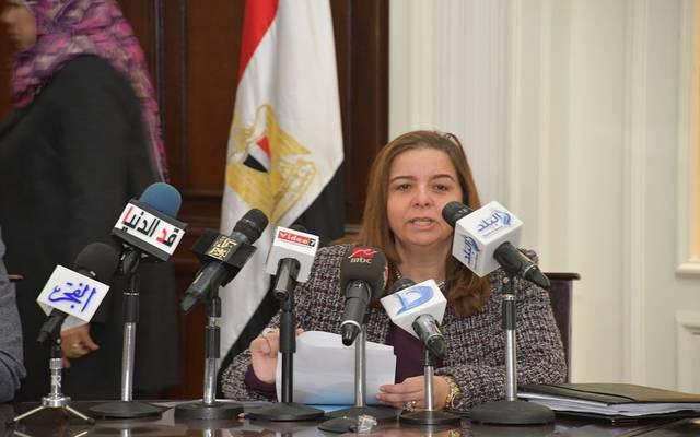 رئيس صندوق التمويل العقاري مي عبدالحميد