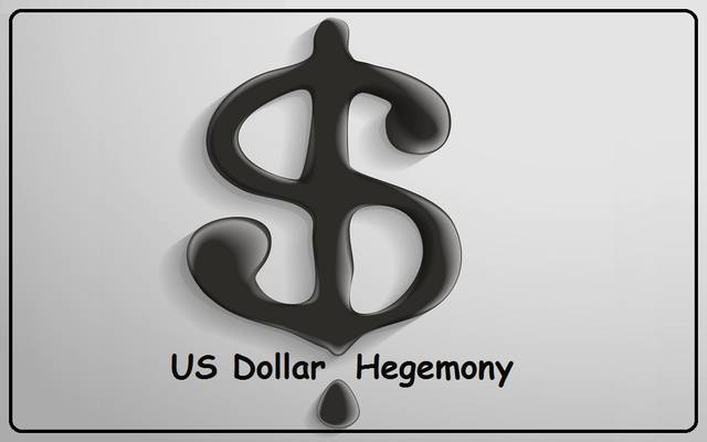 Is the dominance of the dollar affected by the decline in its share of international reserves?