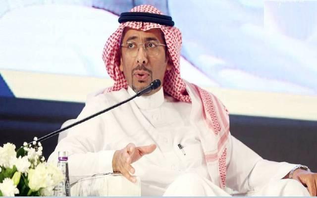وزير الصناعة والثروة المعدنية السعودي بندر بن إبراهيم الخريف - أرشيفية