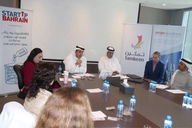 خالد الرميحي، الرئيس التنفيذي لمجلس التنمية الاقتصادية خلال الإعلان عن الفعاليات