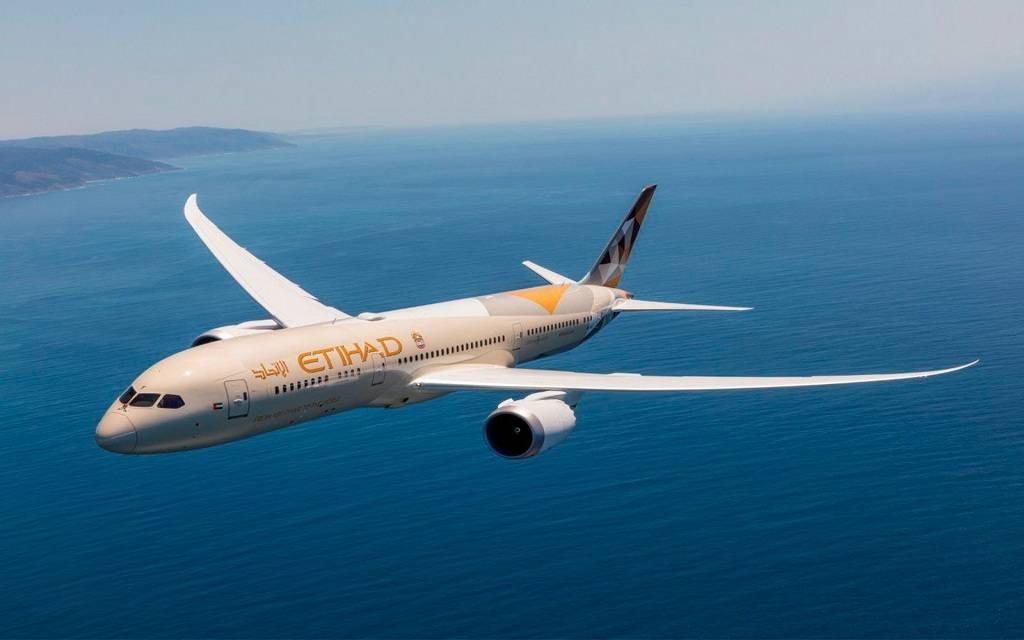 """""""الاتحاد للطيران"""" توسع استخدام جواز السفر الصحي من أياتا في 7 مدن"""