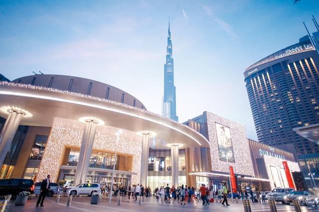 Emaar Malls' profits rose 10% to AED 591 million in Q4-18
