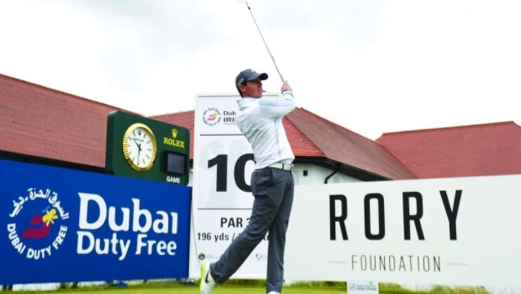 سوق دبي الحرة تمدد رعاية بطولة إيرلندا للجولف 4 سنوات