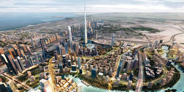 """عقارات الإمارات تهدي مستثمري العالم 10 محفزات قبيل """"سيتي سكيب"""""""