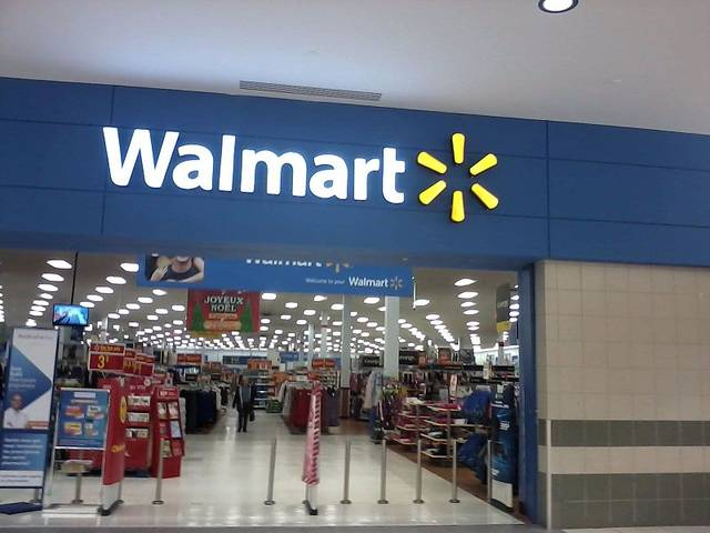 Walmart Q1 earnings beat forecasts; revenues hit by currency effect