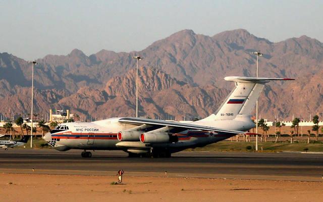 مطار شرم الشيخ - أرشيفية