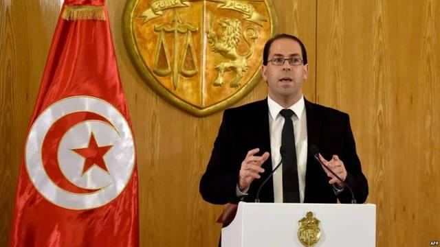 بالفيديو.. رئيس الوزراء التونسي يدشن مشروعين بـ 30 مليون دينار