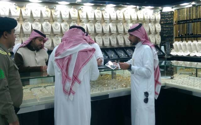 جولات رقابية على محلات الذهب بالسعودية- أرشيفية