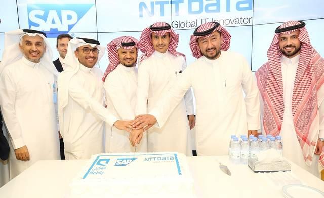 Celebrating the digital transformation partnership
