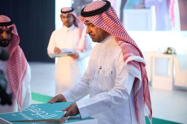 وزير الإسكان السعودي ماجد الحقيل يدشن ضاحية الجوهرة السكنية
