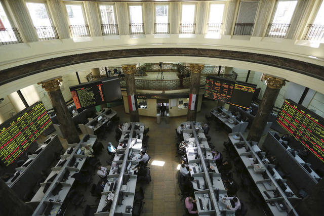 Market capitalization registered EGP 743.34 billion
