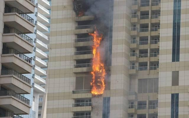 التأمين ضد الحريق أحد أنشطة الشركة
