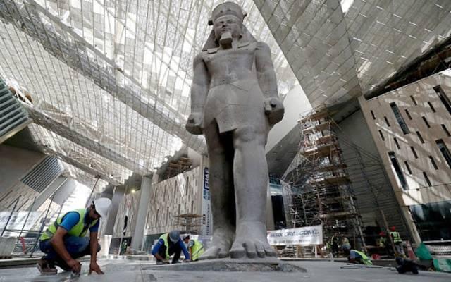مسؤول: 96% نسبة الانتهاء من مشروع المتحف المصري الكبير - معلومات مباشر