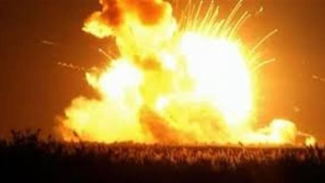 ضربات صاروخية لسوريا وانفجارات ضخمة في دمشق