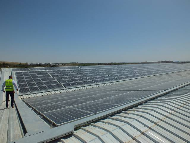 """Aramex aims to """"reduce operational CO2 emissions and mitigate the climate change"""""""