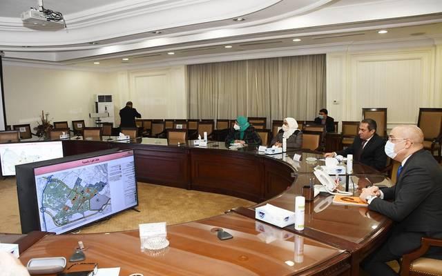 """""""الإسكان"""" المصرية تتابع مخطط """"سفنكس الجديدة"""".. وتشديدات بشأن اشتراطات البناء"""