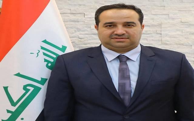 وزير التجارة العراقي علاء الجبوري