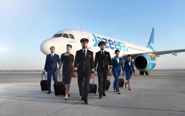 شبكة الشركة تتكون حالياً من 23 وجهة من الكويت إلى الشرق الأوسط والهند وأوروبا