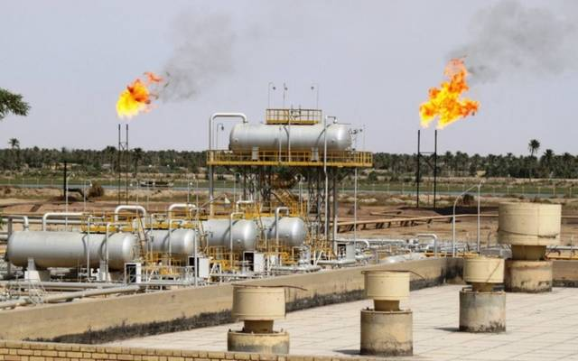 حقل نفطي في الكويت