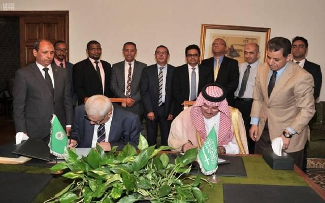 السعودية توقع على اتفاقية إنشاء مرفق البيئة العربي