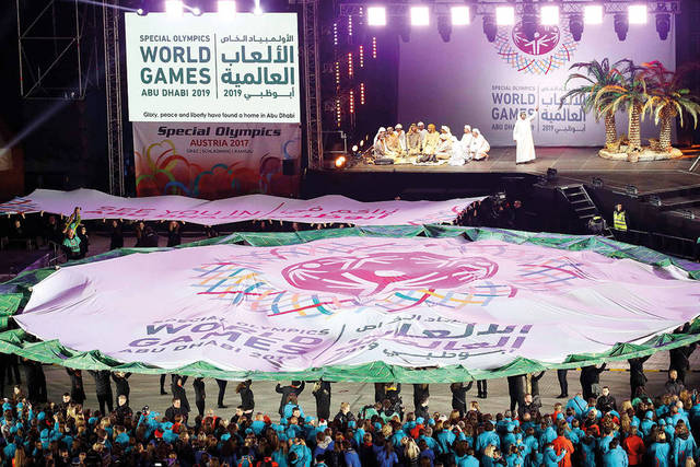 The games generated a gross value added if more than AED 500 million
